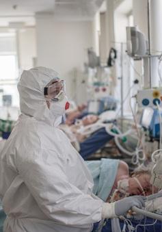 Nga tiếp tục ghi nhận hơn 10.000 ca nhiễm COVID-19 trong một ngày