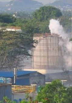 Ấn Độ: Rò rỉ khí gas tại nhà máy hóa chất, ít nhất 13 người thiệt mạng