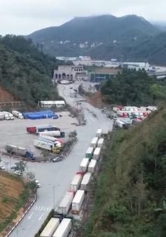 Đẩy mạnh thông quan hàng hóa tại cửa khẩu Lạng Sơn