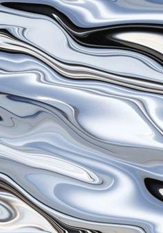 Trung Quốc chế tạo vật liệu kim loại lỏng nhẹ có thể nổi trên nước