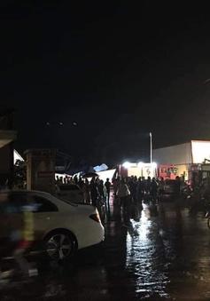Hiện trường tan hoang của vụ sập nhà xưởng khiến 3 người tử vong ở Vĩnh Phúc