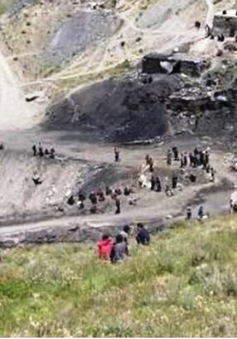 16 công nhân thiệt mạng trong vụ nổ mỏ than tại Afghanistan