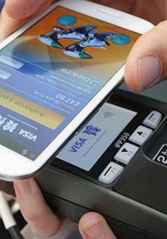 Thanh toán qua điện thoại tăng gần 190% trong 4 tháng đầu năm