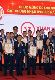 Hơn 600 doanh nghiệp được chứng nhận hàng Việt Nam chất lượng cao