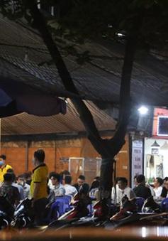 Đại biểu Quốc hội đề nghị lập chốt ở gần khu vực quán nhậu