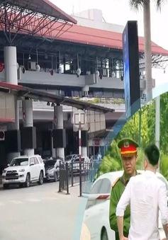 Xử lý nghiêm nạn cò mồi xe dù tại sân bay quốc tế Nội Bài