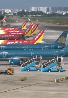 Bộ Giao thông Vận tải yêu cầu các hãng hàng không chưa đón khách quốc tế