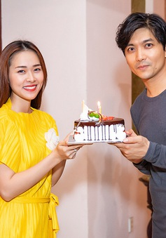 Diệp Bảo Ngọc đóng cặp với Tim trong phim mới trên VTV3
