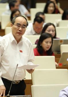 Bí thư Thành ủy TP.HCM Nguyễn Thiện Nhân đề nghị công bố hết dịch COVID-19
