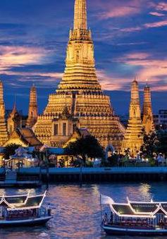 """Thái Lan kích cầu du lịch: Người dân đi du lịch, tiền khách sạn nhà nước """"chi"""""""