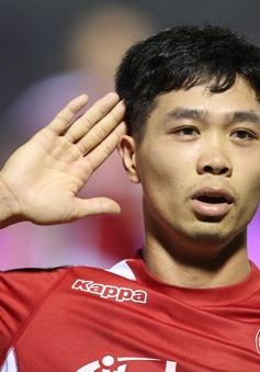 ẢNH: Công Phượng thăng hoa, CLB TP Hồ Chí Minh thắng đậm CLB Viettel