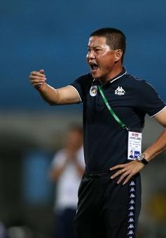 HLV CLB Hà Nội bị cấm chỉ đạo ở trận quyết định