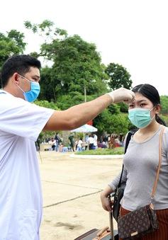 Cách ly 1.400 lưu học sinh Lào trở lại Việt Nam ngay khi nhập cảnh