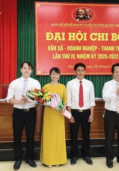 Quảng Trị bổ nhiệm tân Giám đốc Sở GTVT