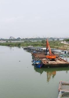 Nguy cơ thiếu nước sinh hoạt, Đà Nẵng chặn lòng sông để ngăn mặn