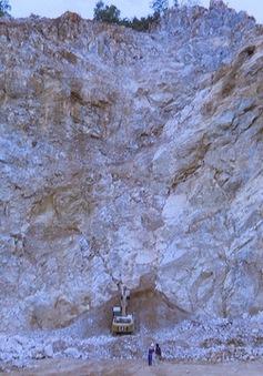 Tìm thấy thi thể nạn nhân cuối cùng trong vụ sập mỏ đá