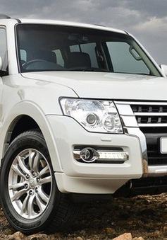 Mitsubishi Việt Nam triệu hồi xe Pajero và I-Miev để khắc phục lỗi