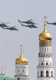 75 máy bay Nga tham gia lễ duyệt binh kỷ niệm 75 năm Ngày Chiến thắng