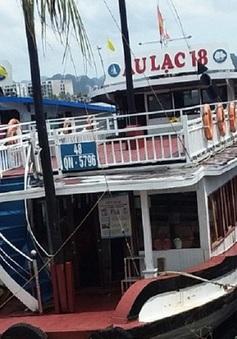 """Đình chỉ thêm 1 tàu du lịch ở Hạ Long vì """"chặt chém"""" du khách"""