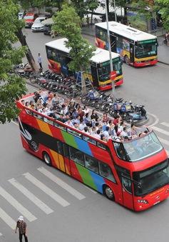 Không thí điểm dịch vụ xe bus 2 tầng tuyến Đà Nẵng - Hội An