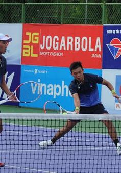 Hoàng Nam/Văn Phương vô địch đôi nam giải quần vợt VTF Masters Hải Đăng