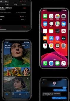 81% iPhone hiện nay đang chạy hệ điều hành iOS 13