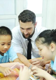 Trường thực nghiệm đầu tiên tại Việt Nam đào tạo song ngữ quốc tế