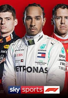 Sky Sports sở hữu bản quyền phát sóng F1 từ 2021