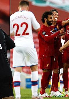 Liverpool 4-0 Crystal Palace: Đại tiệc bàn thắng