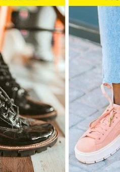 Đôi giày của bạn sẽ tiết lộ bạn là người như thế nào