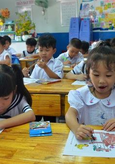 Giáo viên được học để sử dụng sách giáo khoa lớp 1 mới