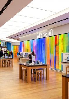 Microsoft đóng cửa vĩnh viễn các cửa hàng bán lẻ