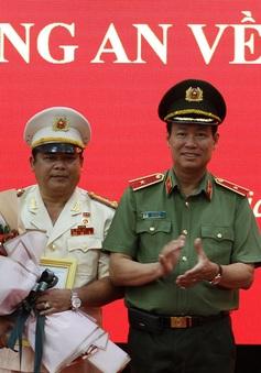 Gia Lai có Giám đốc Công an tỉnh mới