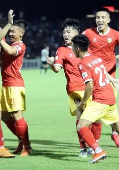Lịch thi đấu và trực tiếp vòng 7 V.League hôm nay (30/6): Hồng Lĩnh Hà Tĩnh – Becamex Bình Dương (18h00 trên VTV6 và VTV5)