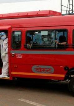 Bão Nisarga tấn công, Ấn Độ sơ tán 100.000 dân, 150 bệnh nhân COVID-19