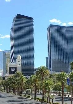 Thành phố Las Vegas (Mỹ) trải qua giấc ngủ không yên