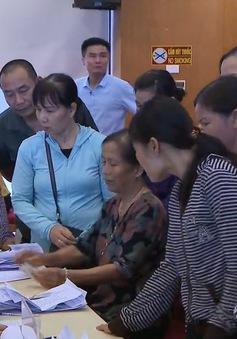 Kiểm tra công tác hỗ trợ an sinh cho nhóm lao động khó khăn