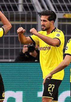 Borussia Dortmund 1-0 Hertha Berlin: Chiến thắng tối thiểu