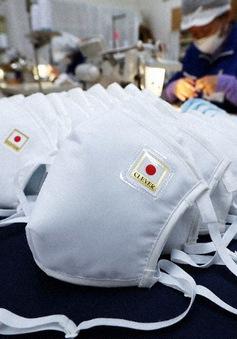 Các công ty Nhật Bản chạy đua phát triển khẩu trang mát lạnh mùa hè