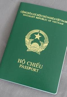 Từ hôm nay (1/7), ở bất cứ đâu cũng có thể làm hộ chiếu