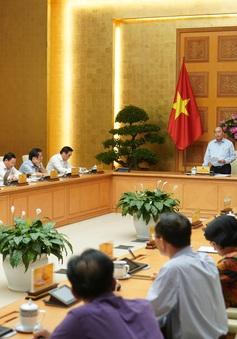 Thủ tướng nêu 4 lĩnh vực đề nghị Ban chỉ đạo điều hành giá góp ý