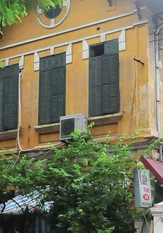 Hà Nội yêu cầu dừng cấp phép cải tạo, sửa chữa biệt thự cổ