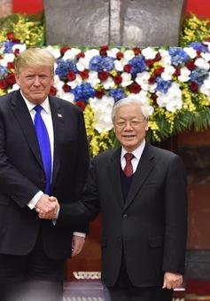 Tổng thống Donald Trump: Quan hệ đối tác Việt - Hoa Kỳ là kỳ tích đặc biệt