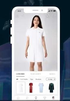Ứng dụng thử đồ trực tuyến đầu tiên tại Việt Nam
