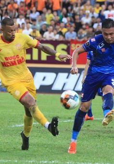 Dược Nam Hà Nam Định - CLB Quảng Nam: Hấp dẫn chung kết ngược (18h ngày 12/7 trên VTV6 và ứng dụng VTV Sports)