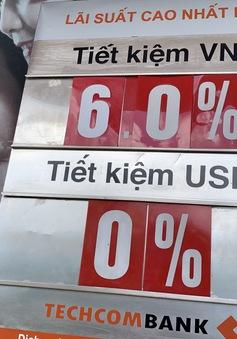 Lãi suất tiết kiệm tiếp tục điều chỉnh giảm 0,15 - 0,5 điểm %