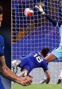 Chelsea 1-0 Norwich: Giroud tỏa sáng, Chelsea xây chắc vị trí thứ 3