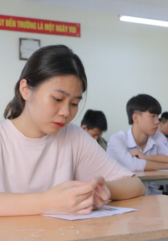 Hôm nay (16/7), gần 89.000 thí sinh làm thủ tục dự thi vào lớp 10 năm 2020 tại Hà Nội