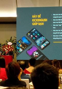 Ra mắt ứng dụng học tiếng Anh bằng phương pháp ngôn ngữ lập trình tư duy