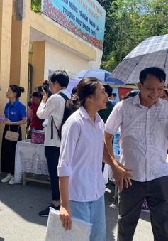 Hà Nội xác minh việc thí sinh đến muộn không được dự thi vào lớp 10